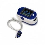 Pulsoximetru profesional, CONTEC CMS-50D+, cu alarma, pletismograma, USB