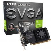 EVGA 02G-P3-3713-KR GeForce GT 710 2GB GDDR5 graphics card