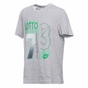 Tricou maneca scurta barbati Lotto L73 IV Logo Plus griverde - XL