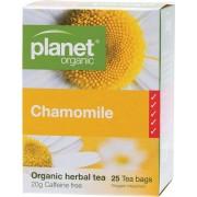 Organic Herbal Tea Bags - Chamomile x25