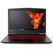 Лаптоп Lenovo Legion Y520 15.6 инча IPS FHD, Intel Core i7-7700HQ, GeForce GTX 1060 6GB GDDR5, 8 GB DDR4, 1000 GB, Черен, 80YY005UBM
