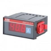 Ampermetru digital AC 5-600A incastrabil AMTD-1 P ABB