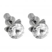 Cercei cu cristale Swarovski FaBOS, Crystal 7440-5587-02