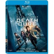 MAZE RUNNER: THE DEATH CURE BluRay 2018