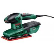 Bosch Vlakschuurmach.PSS 250AE met koffer microfilt 0603340200