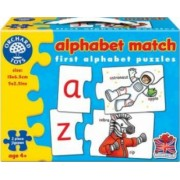 Puzzle Orchard Toys Alphabet Match