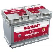 Baterie auto 12V 70Ah 650A L3 Rombat EFB Start Stop