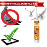 Gel siliconic anti vrabii,anti porumbei REP 08