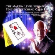 Martin Smith Sketchpad Card Rise (Signature Edition) by Martin Lewis by Martin Lewis