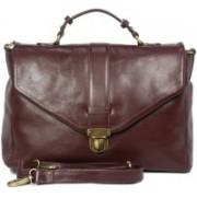 Leatherman Fashion Men & Women Brown Messenger Bag