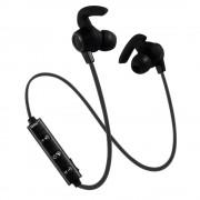Casti bluetooth sport Lock MRG M-393, Handsfree, Stereo, Negru