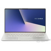 Notebook Asus ZenBook 14 UX433FA-A5047T, argintiu + Windows® 10 (tastatura layout HU)
