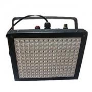 Stroboscop ultra bright disco cu 168 LED-uri color