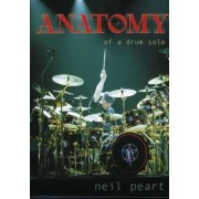 Neil Peart - Anatomy of a Drum Solo (0884088016173) (2 DVD)