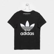 Camiseta Infantil Adidas Trefoil Masculina - Masculino