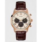 Guess Chronograaf Horloge - Bruin - Size: T/U