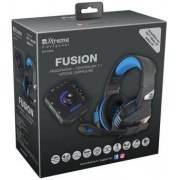 Xtreme Cuffie Gaming FUSION + Sound Box 7.1