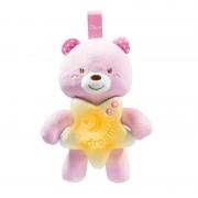 Chicco medvjedić rozi