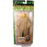 Lord Of The Rings Fellowship Of The Ring Collectors Series Action Figure Council Legolas