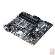 Asus PRIME B250M-A, Intel B250, VGA by CPU, PCI-Ex16, 4xDDR4, 2xM.2, VGA/DVI/HDMI/USB3.0/USB Type-C, mATX (Socket 1151)