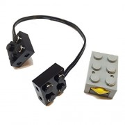 Lego Parts: Robo Technology Electric Touch Sensor with Cable