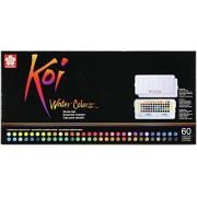 Koi XNCW-60N Sketch Box C/60 Pastillas Y I Pincel