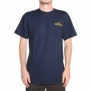 VANS - tričko ORIGINAL LOCK UP NAVY Velikost: L