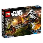 Lego Klocki LEGO 75532 Star Wars Zwiadowca szturmowców i jego śmigacz