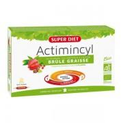 Super Diet Actimincyl Fat Burner Spalanie tłuszczu 20 x 15 ml