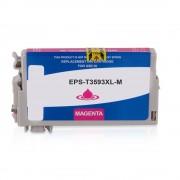 EPSON Cartouche d'encre pour EPSON C13T35934010 / 35XL magenta compatible (de marque ASC)