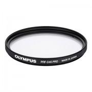 Olympus PRF-D46 PRO Filtro di Protezione Ultrasottile per Obiettivi Olympus M.Zuiko Digital, Diametro da 46 mm, Nero
