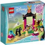 Конструктор Лего Дисни Принцеси - Тренировката на Мулан, LEGO Disney Princess, 41151