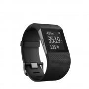 Fitbit Surge - Smartwatch large crni