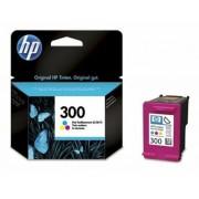 CC643EE Tintapatron DeskJet D2560, F4224, F4280 nyomtatókhoz, HP 300, színes, 165 oldal (TJHCC643E)