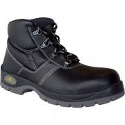 Scarpe alte da lavoro Delta Plus Jumper 2 - 403463 Scarpe alte da lavoro in pelle misura 42 di colore nero in confezione da 1 Pz.