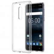 Capa Hybrid Crystal CC-704 para Nokia 5 - Transparente