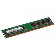 1Go Ram SAMSUNG DDR2 PC2-4200U 533Mhz Dual Rank Memory M378T2953EZ3-CD5 CL4