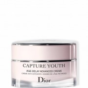 Christian Dior - Capture Youth Age-Delay Advanced Creme - Crema Antiossidante - Ritarda I Segni Del Tempo 50 Ml