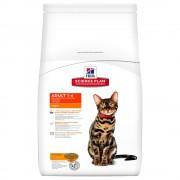 10кг Adult 1-6 Optimal Care Light Hill's Science Plan, суха храна за котки с пиле