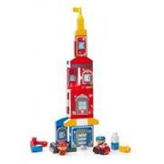Jucarie Mega Bloks First Builders Rescue Squad Building Set