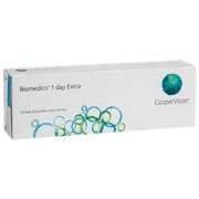 CooperVision Biomedics 1 Day Extra (30 contact lenses)