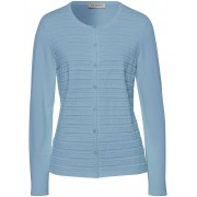 Uta Raasch Dames Vest met lange mouwen Van Uta Raasch blauw