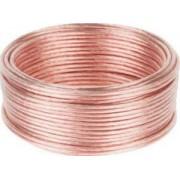 Hangszoró kábel 2x2.5 Sodrott erezetű Rézzel futatott alumínium