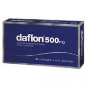 Servier Italia spa Daflon 500 mg 60 Compresse Rivestite