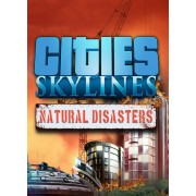 Cities Skylines Natural Disasters PC CD Key