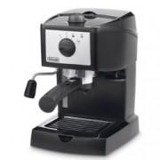 Ръчна еспресо машина Delonghi EC 153 B, 1100 W, 15 bar налягане, капучино система, Self-priming системата, черна