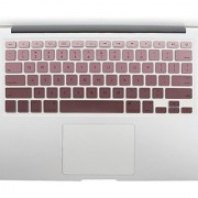 All-inside Dark Brown Ombre Keyboard Skin for MacBook Pro 13 15 17 (with or without Retina Display) / MacBoook Air 13