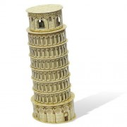 GeekGoodies 3D Leaning Tower of Pisa Building Puzzle