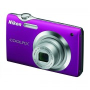 Nikon Compacto Nikon Coolpix S3000 Púrpura