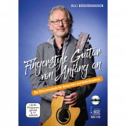 Acoustic Music Books - Fingerstyle Guitar von Anfang an